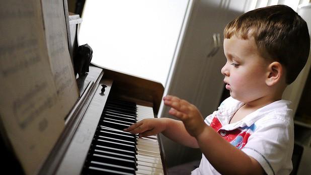 انگیزه ی یادگیری موسیقی