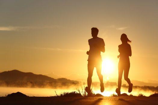 دویدن درواقع باعث کاهش ساییدگی مفاصل زانو میشود