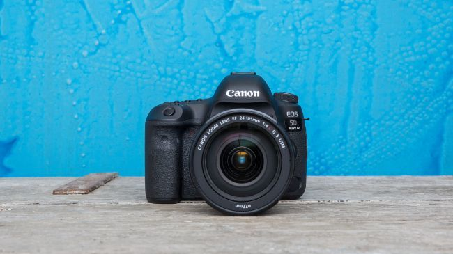 دوربین دیجیتالی Canon EOS 5D Mark IV