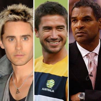 ۸  شخصیت  مشهور  که  به بیماری نقرس مبتلا هستند
