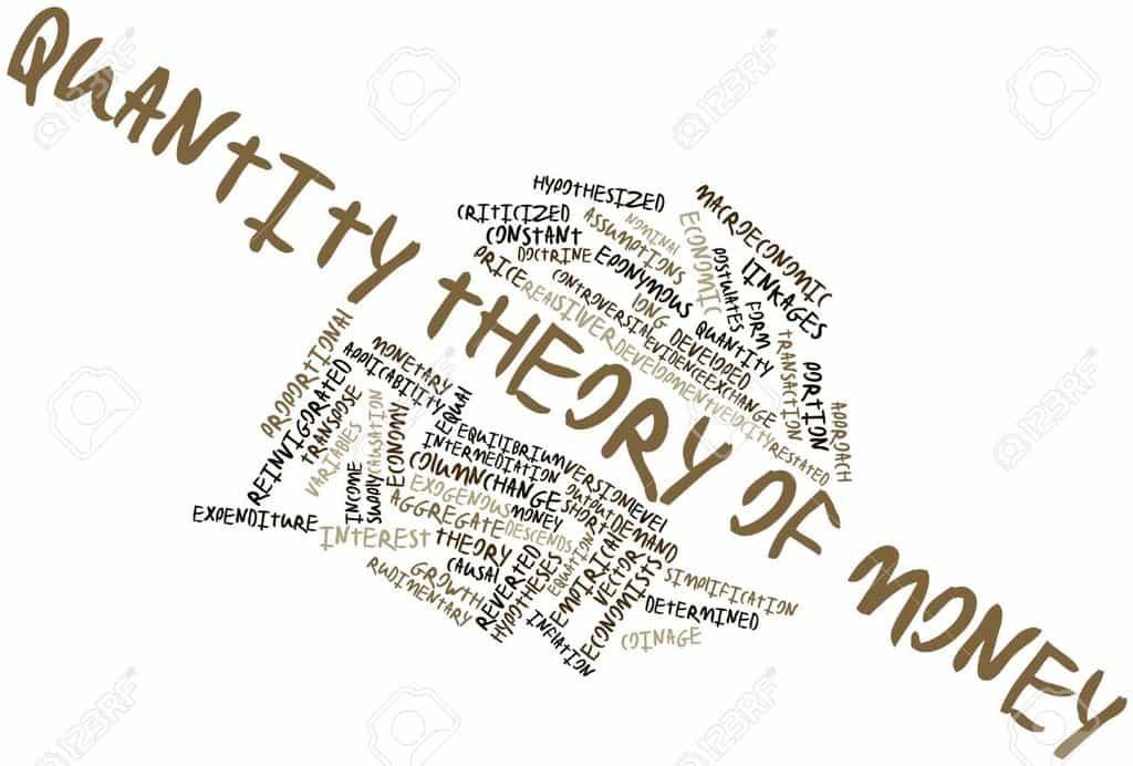 نظریه ی مقداری پول