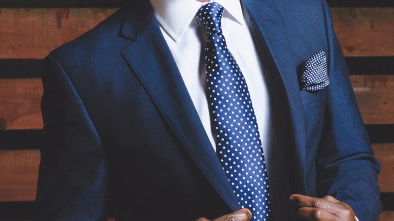 لباس افراد موفق بادوام و باکیفیت است