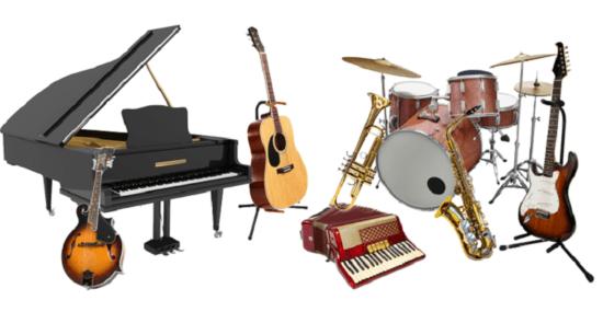راهنمایی برای کمک به انتخاب ساز موسیقی