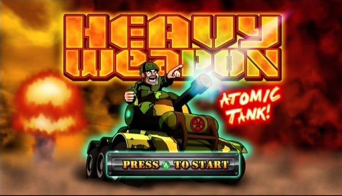 سبک موشکی Heavy Weapon ، سبک کلاسیک اکشن تیراندازی ، خشن و اعتیاد آور آن را تکمیل می کند .