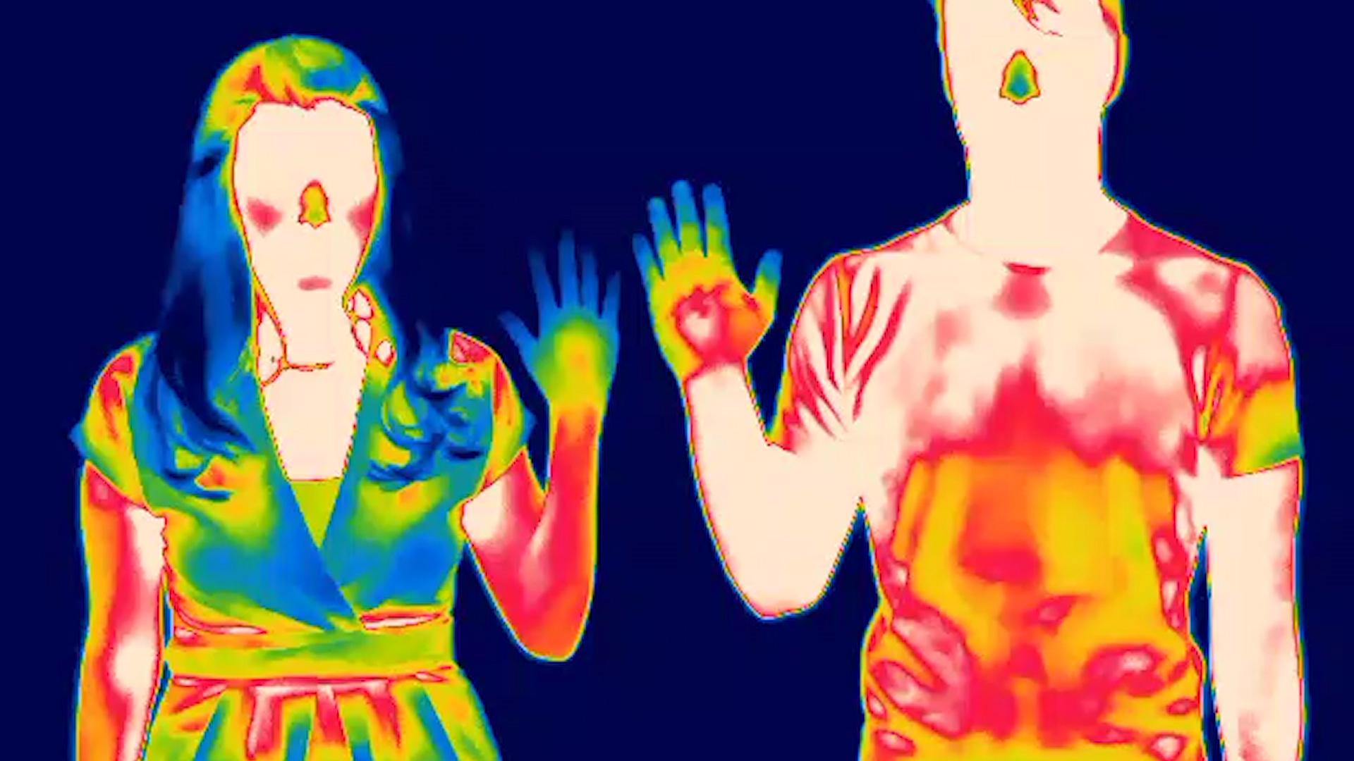 تصویربرداری حرارتی چگونه عمل می کند