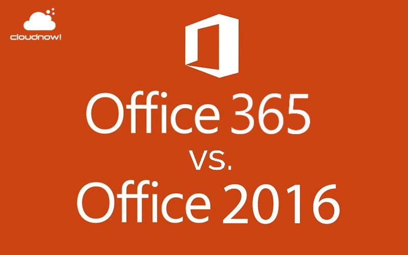 تفاوت آفیس ۳۶۵ و آفیس ۲۰۱۶ چیست؟