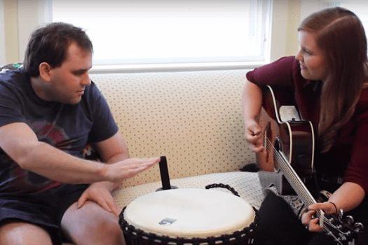 موسیقی درمانی نورولوژیک چه تکنیک هایی برای بهبود بیماران حسی- حرکتی دارد؟