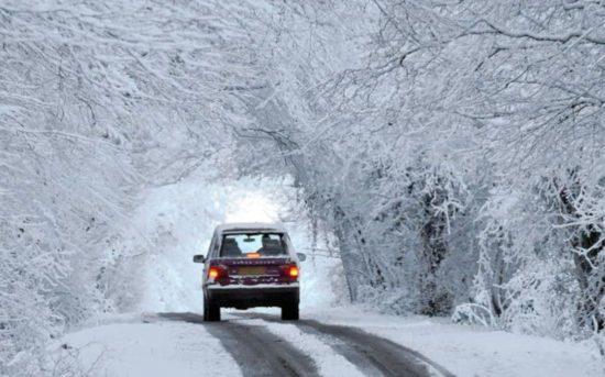 رانندگی در برف و یخبندان ، باید ها و نباید ها