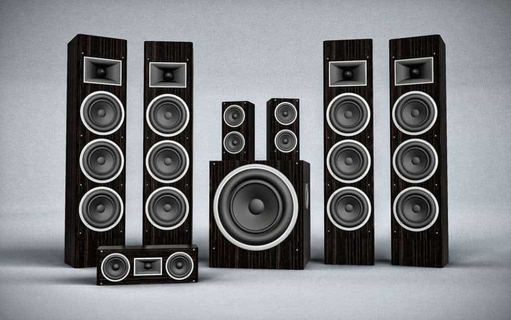 سیستم پخش صوت شامل چه اجزائی است و چگونه عمل میکند؟