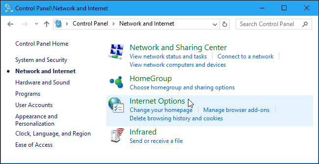 نحوه غیر فعال کردن WPAD در ویندوز 7