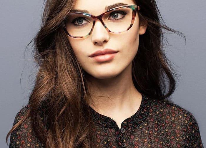 مدل جدید عینک طبی برای خانمهای شیکپوش در سال جدید