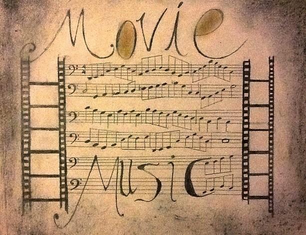 همراهی موسیقی و فیلم