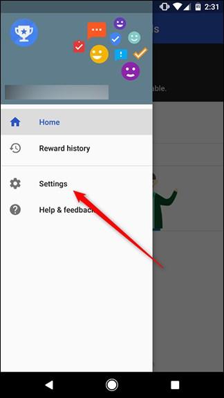 نحوه روشن کردن اخطارهای اپلیکیشن برای کسب درآمد از طریق گوگل
