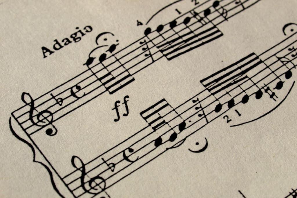 واژه های موسیقی