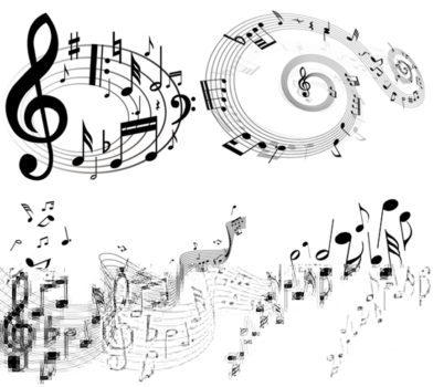 واژه ی موسیقی