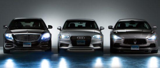 چراغ های خودرو ؛ LED ، زنون ، هالوژن و …
