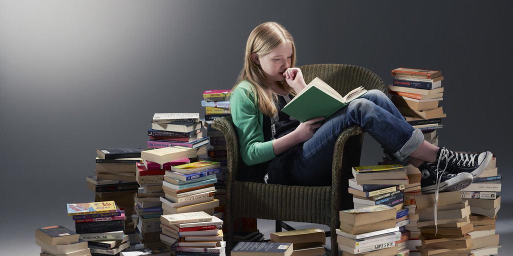 مطالعه کتاب و فراموش کردن مطالب آن