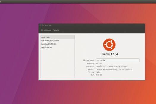 Ubuntu با انتشار زستی زاپوس اوبونتو (Zesty Zapus) به انتهای الفبا رسید