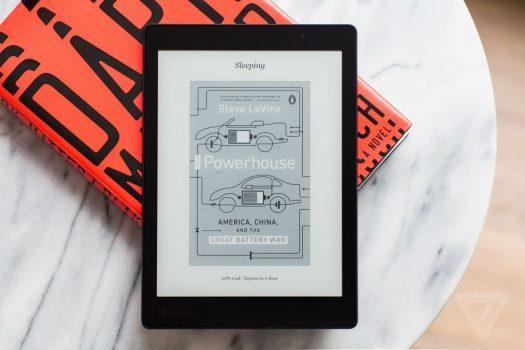 اپلیکیشن شلفی در کتاب خوان کوبو