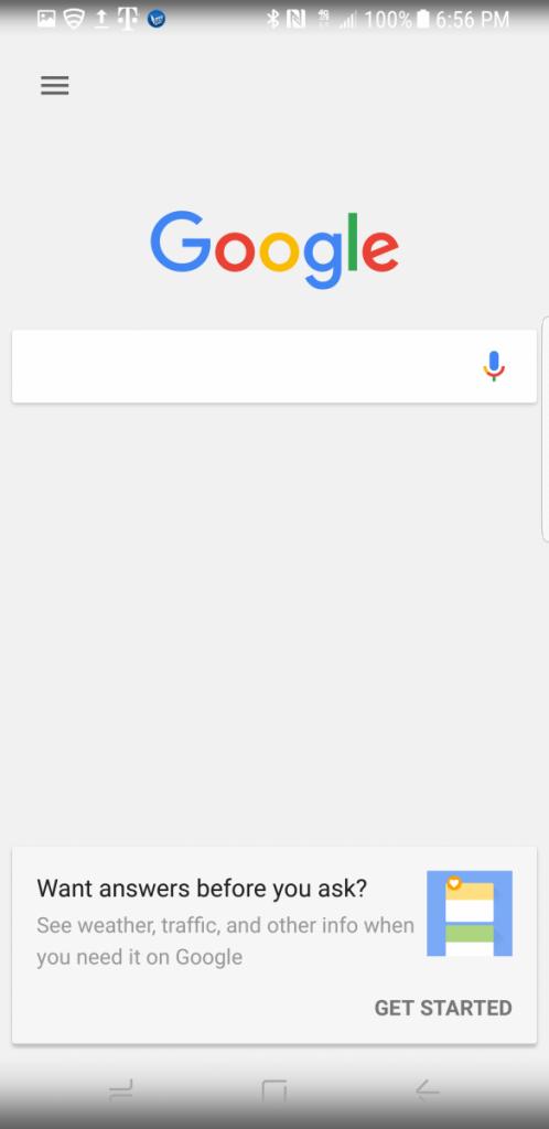 تغییر دکمه بیکسبی برای اجرای Google Now به جای دستیار گوگل