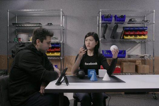 شنیدن با پوست : فناوری در دست توسعه توسط فیسبوک برای بهبود تعاملات انسانی