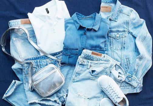 جدیدترین مدلهای شلوار جین و لباس جین برای سال ۱۳۹۶