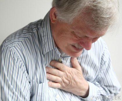 درد قفسه ی سینه- یک عارضه ی جانبی داروی هیدروکسی زین