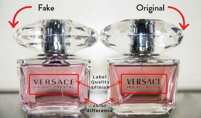 عطر اصل بسته بندی باکیفیتی دارد