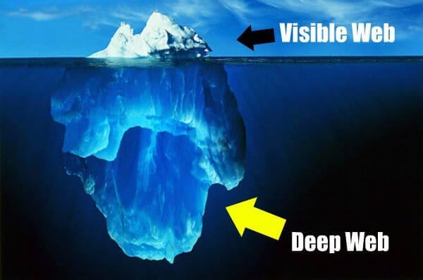 دیپ وب (deep web) یا وب پنهان و مطالبی که در آن وجود دارد