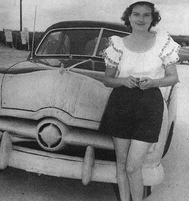 مشهورترین رانندگان زن