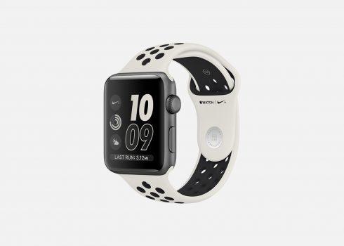 ساعت نایکی لب : نسخه محدود اپل واچ سری ۲ با همکاری نایکی و اپل