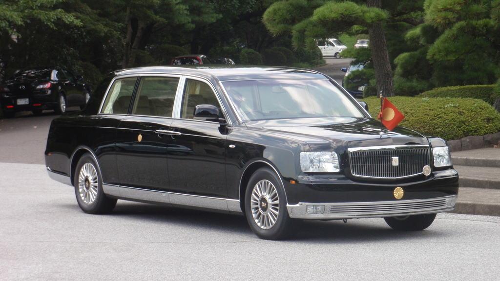 خودروی امپراطور ژاپن