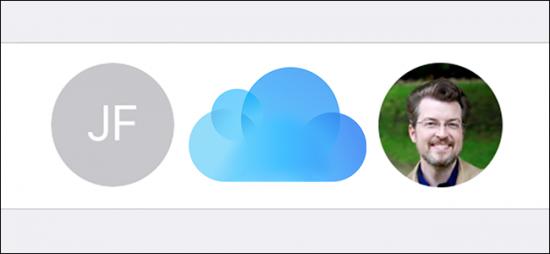 نحوه تغییر عکس پروفایل iCloud از طریق آیفون یا آیپد