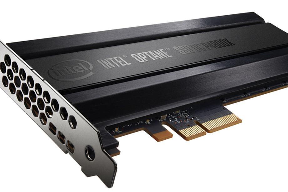 نسل جدید SSDهای اینتل : حافظه ۳D XPoint با سرعت بسیار بالا