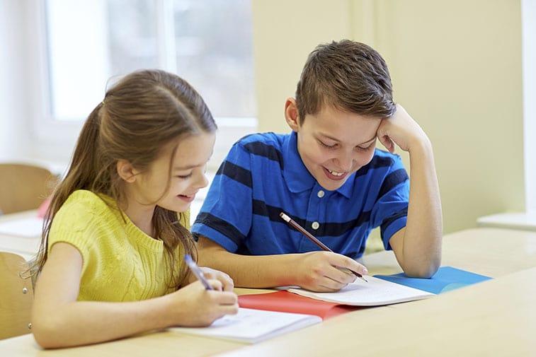 تشویق نوشتن فرزند