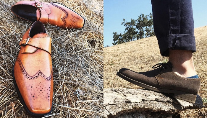 کفشهای گرانقیمت مردانه برند معروفی دارند