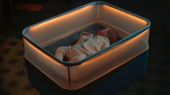 گهواره فورد به دوران بیخوابی والدین پایان خواهد بخشید