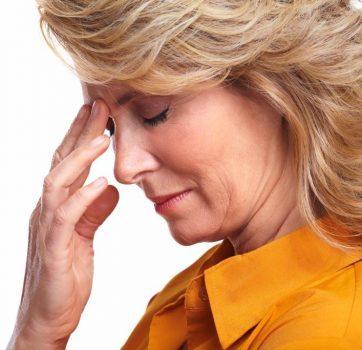یائسگی و چند حرکت تسکین دهنده برای رفع  احساس افسردگی ناشی از آن