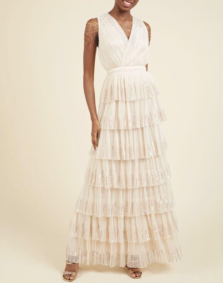 مدل لباس عروس برای فرم اندام شما