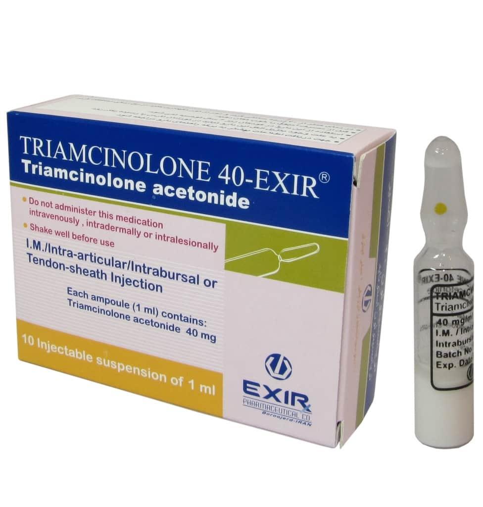 داروی تریامسینولون