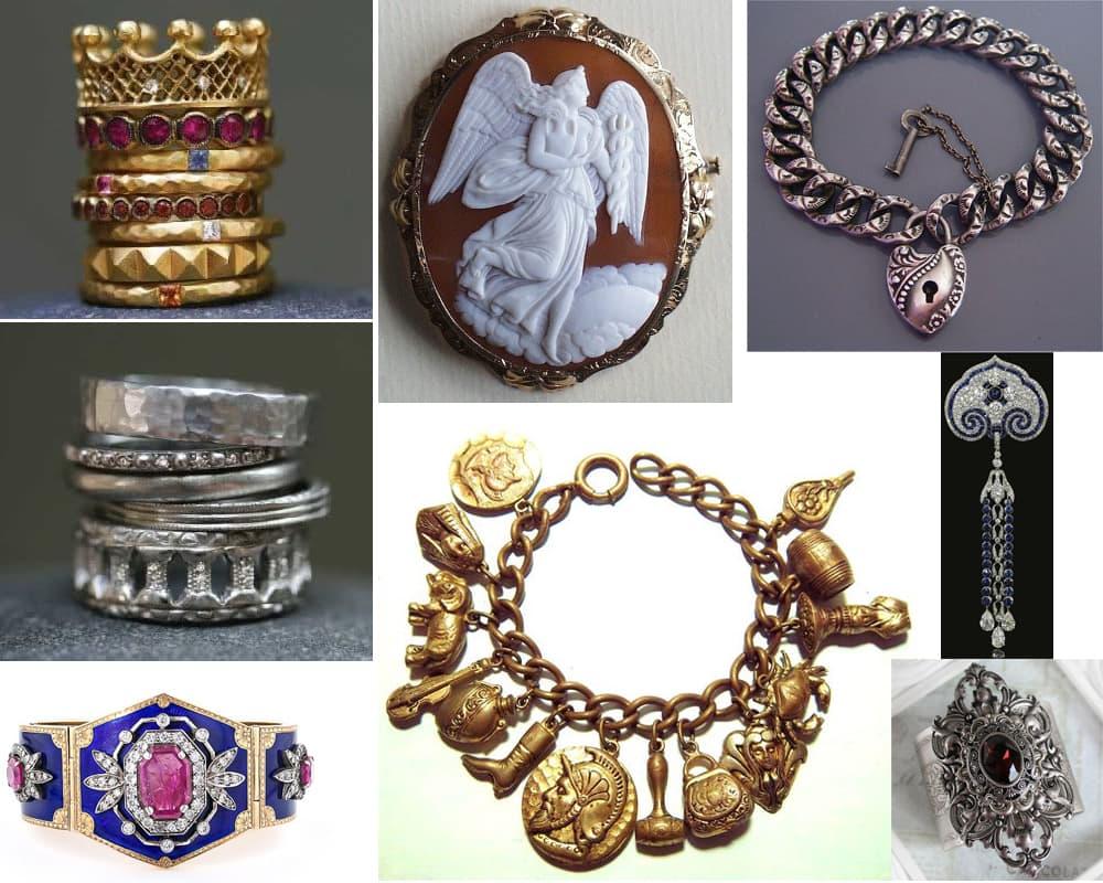 جواهرات در ملل مختلف و توسعه روشهای ساخت جواهرات در گذشته