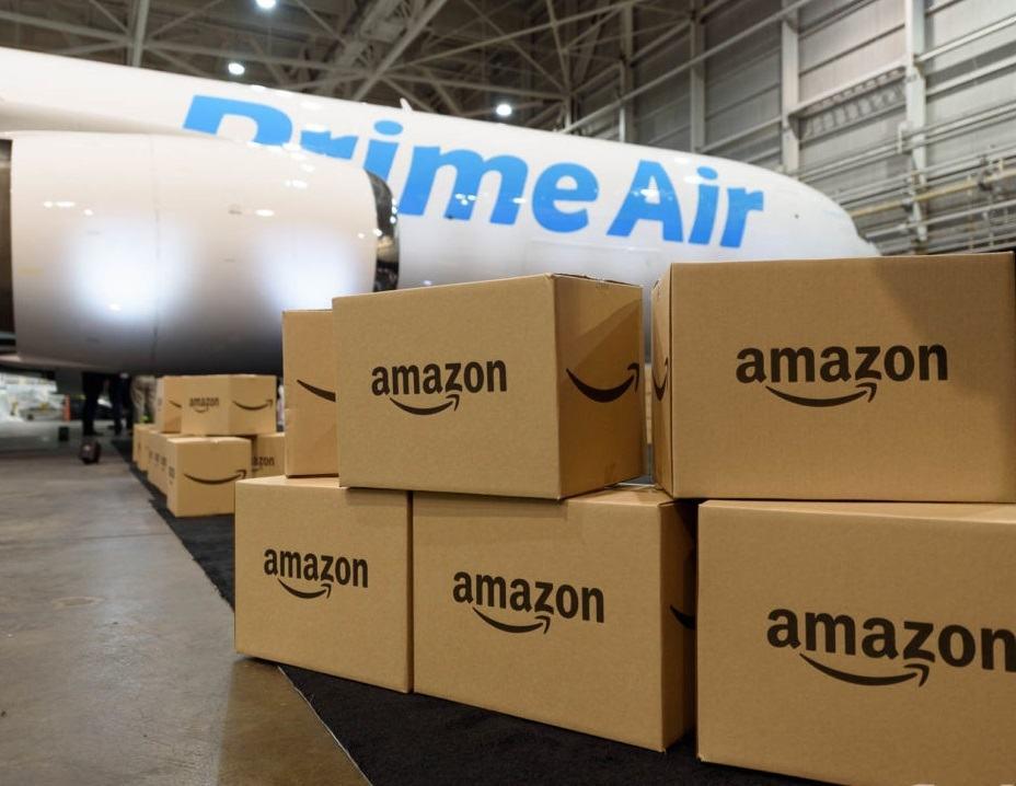 فروشگاه اینترنتی آمازون و حمل و نقل هوایی محصولات – اخبار تجارت الکترونیک