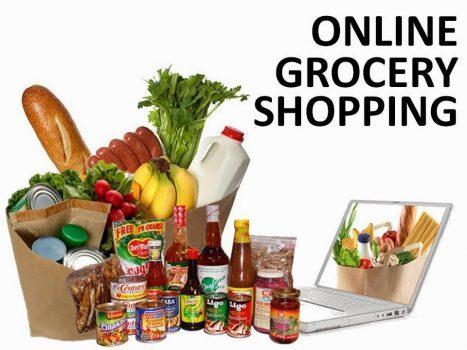 فروشگاه مواد غذایی آنلاین یا خواربار فروشی اینترنتی