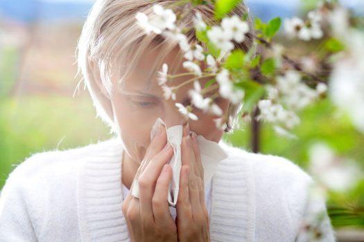 ستیریزین برای بهبود آلرژی