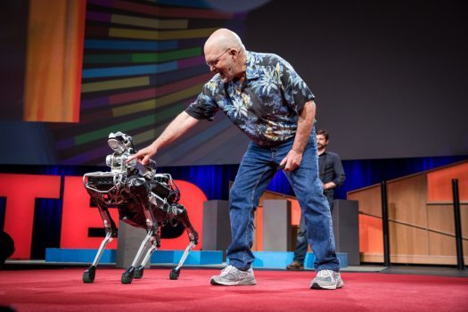 """ربات سگ نامه رسان : """"اسپات"""" نام سگی رباتیک است که بستههای شما را تحویل میدهد"""
