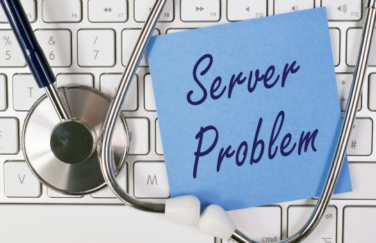 مشکل عدم ارتباط با سرور صفحات وب و نحوهی رفع آن