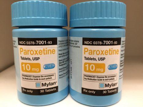 مصرف داروی پاروکستین