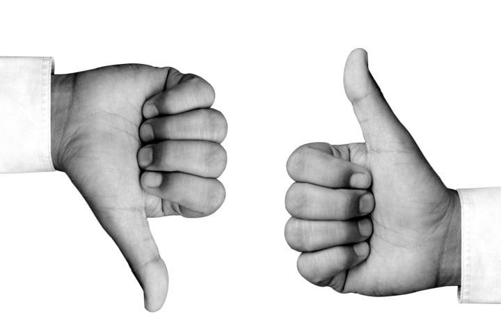 نظرات مشتریان در فروشگاه های اینترنتی