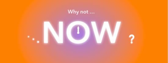 چرا همین حالا نه ؟