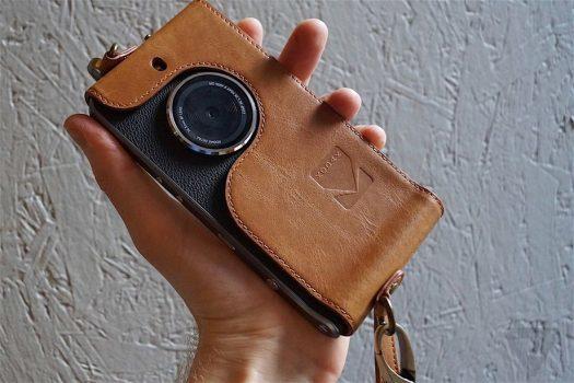 گوشی کوداک اکترا با طراحی کلاسیک و مناسب برای عکاسان